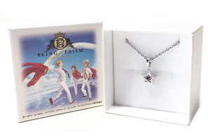 「KING OF PRISM -PRIDE the HERO-」×「Ark silver accessories」コラボアクセサリー発売決定! 画像