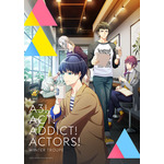 TVアニメ『A3!』SEASON  WINTER 冬組  キービジュアル(C)A3! ANIMATION PROJECT