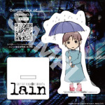 「lain 2020 eXhibition」デジタルアクスタ(全8種)(C)NBCUniversal Entertainment Japan