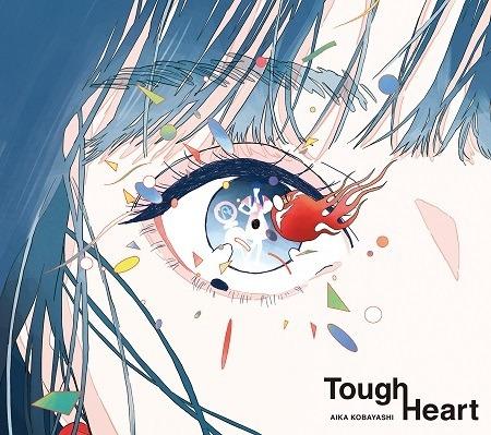 「Tough Heart」初回限定盤ジャケット