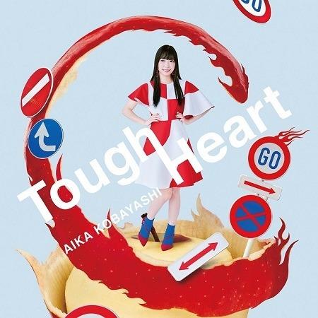 「Tough Heart」通常盤ジャケット