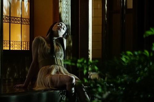 『ばるぼら』場面カット (C) 2019『ばるぼら』製作委員会