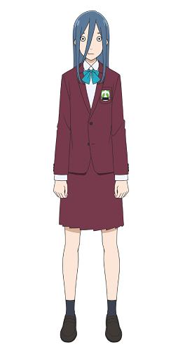 安達太良アリス (C)新川直司・講談社/さよなら私のクラマー製作委員会