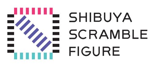 「SHIBUYA SCRAMBLE FIGURE」