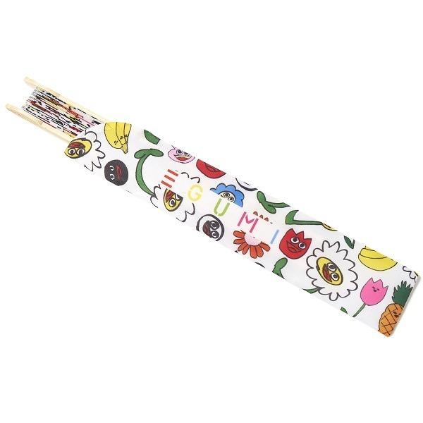 「EGUMI HAPPY FLOWER 扇子」