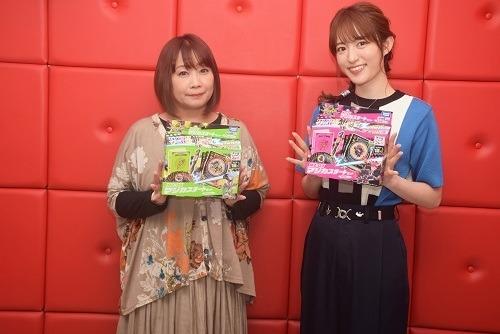 (左から)竹内順子・小松未可子